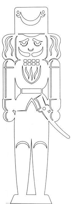 Meine Bastelwelt MB 795 -  Filigrane Wintermotive, S. 07, vorlage