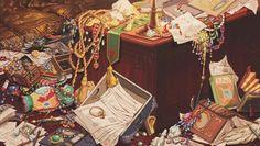 Details of Studio Ghibli's Spirited Away Studio Ghibli Art, Studio Ghibli Movies, Laurence Anyways, Manga Anime, Anime Art, Le Vent Se Leve, Guache, Howls Moving Castle, Hayao Miyazaki