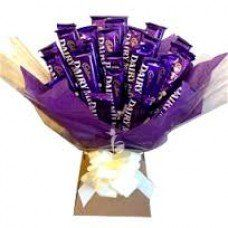 Dairy Choco Bouquet | Chocolate Bouquet