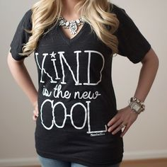 You will never regret being kind ❤️ #mamasaidtees #kindisthenewcool #kindisthenewpretty #kindnessisfree #bekindnoregrets #teacherstyle #teacherslife #teacherootd #teachkindness #becausekindnesscan