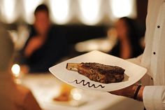 CUT Steakhouse & Urban Grill serves up beautiful along with a wide variety of dishes including beef carpaccio, broiled bone marrow, and mac 'n' cheese. Halifax Restaurants, Bone Marrow, Served Up, Nova Scotia, Food Truck, Fine Dining, Gourmet Recipes, Seafood, Steak