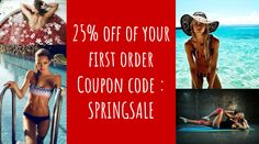 Get %25 discount on first orders by typing in coupon code SPRINGSALE  https://www.newportskinnytea.com