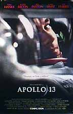 Apollo 13 (1995) - True story of the moon-bound mission that developed severe trouble and the men that rescued it with skill and dedication.