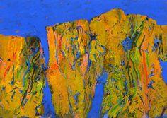 Guy Warren Paintings I Love, Australian Artists, Abstract Landscape, Art Images, Art Inspo, My Eyes, Landscapes, Gallery, Inspiration