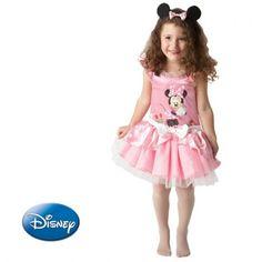 #Disfraz #Minnie Bailarina Rosa Infantil Perfecto para tus fiestas, mercadisfraces tú #tienda de #disfraces #online
