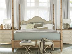 Universal Furniture | Moderne Muse | Maison Poster Bed (Queen) | 414280B
