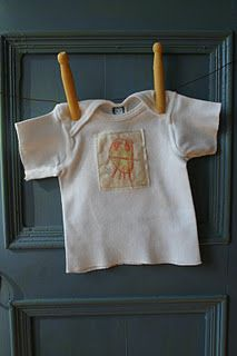Gift for an older sibling to make a new baby! Such a special gift idea.