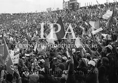 www.irishphotoarchive.ie, irishphotoarchive@gmail.com,old pictures  of ireland,ALL IRELAND FOOTBALL FINAL DUBLIN V ARMAGH AT CROKE PARK ON SEPTEMBER 25TH 1977 Ireland Pictures, Old Pictures, Football Final, Croke Park, Armagh, Photo Archive, Dublin, Irish, September