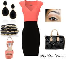 WORK, created by yodumu on Polyvore