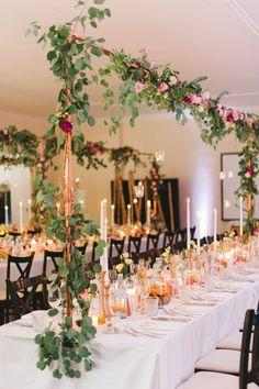 What a stunning wedding decoration!