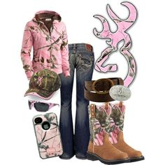 Browning in Pink Camo