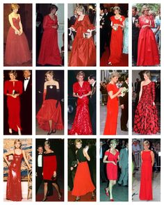 45 Super Ideas for dress princess lady diana Princess Diana Dresses, Princess Diana Fashion, Princess Diana Family, Royal Princess, Princess Of Wales, Old Hollywood Style, Lady Diana Spencer, Queen Elizabeth, Lady In Red