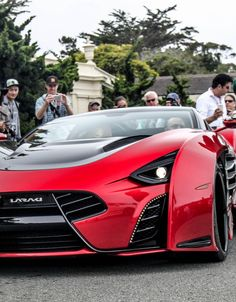Laraki Epitome-one of the most powerful...and ugly...cars in the world.