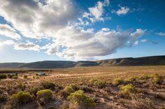 Südafrika - Reisen - Landschaft im Tankwa Karoo Nationalpark
