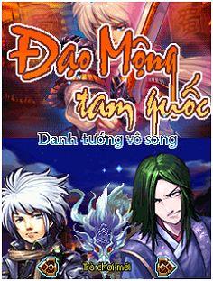 Game Đạo Mộng Tam Quốc - Danh Tướng Vô Song   Wap Tải Game Mobile