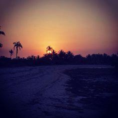 Night is coming #Kilwa #beach #Tanzania #kiyodeaitalia #onlus www.kiyodea.it
