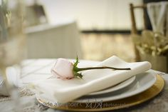 place setting from Perfect Wedding Guide Bridal Show, Winston-Salem (05.15.2011). image by Wade Alexander Photography.