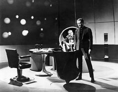 The Prisoner, a 17-episode tv series starring and co-created by Patrick McGoohan with George Markstein (UK, 1967-1968)