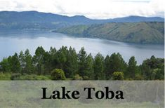 Lake Toba is the largest volcanic lake in the world! Come swim and relax at this peaceful oasis.