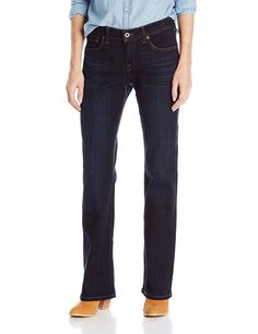 Lucky Brand Women's Easy Rider Bootcut Jean In Laguna Hills ** This is an Amazon Affiliate link. Want to know more, click on the image.