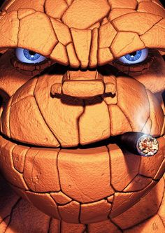 Thing by Chris Wahl (Awesomeness! Ben Grimm at his best!)