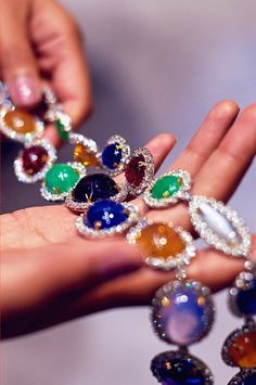 When in Mumbai, shop for jewels.