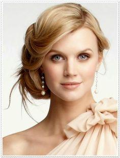 Abendfrisuren für kurze Haare