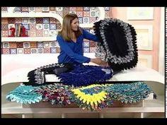 Mulher.com 11/12/2013 Angela Freire - Tapete feito em seda Parte 2/2 - YouTube