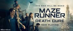 After getting delayed due to an injury on the set, Maze Runner: The Death Cure is finally in theaters to finish off the movie trilogy of beloved YA books. Latest Hollywood Movies, Latest Movies, New Movies, Movies To Watch, Download Free Movies Online, Hd Movies Online, Maze Runner Death Cure, New Hindi Movie, Best Action Movies