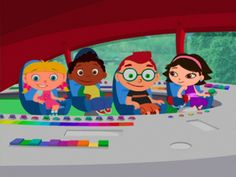 Little Einsteins: Innocent Kids' Show or Post-Apocalyptic Earth?