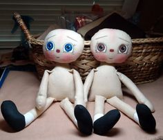 All is Bright: Creating Dolls