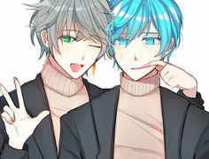 Anime Guys