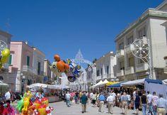 Festival in Canosa di Puglia Italy!