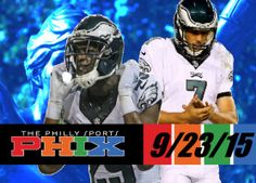 Philly Sports Phix |9-23-15| In Chip We Trust???