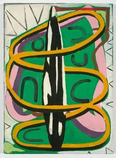 JON PESTONI http://www.widewalls.ch/artist/jon-pestoni/ #abstract #art