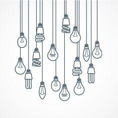 stock-illustration-77098833-light-bulb-hanging-on-cords-lamps.jpg (235×235)