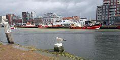 Wandelen buiten de binnenstad van Den Haag  Boten kijken in de haven, uitwaaien en wandelen langs het strand en slenteren over de boulevard in Scheveningen.