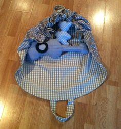 tuto du sac jouet tapis de jeux couture b b pinterest. Black Bedroom Furniture Sets. Home Design Ideas