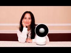 Jibo, le robot intelligent pour toute la famille. L'assistant personnel capable d'interagir avec les utilisateurs et apprendre au quotidien.