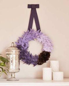 Decorative Front Door Wreaths | Front Door Decorating Ideas