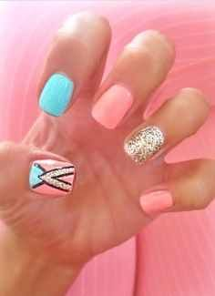 nail art designs to try this summer 2016