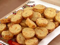 Chile Corn Muffins with Chipotle Butter from FoodNetwork.com