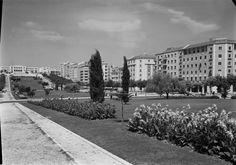 Um passeio (em 90 fotos) na Lisboa antiga/Alameda D. Afondo Henriques/Old Lisbon