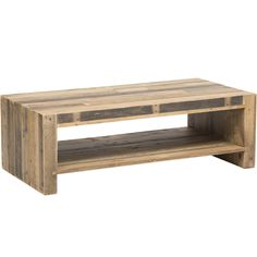 """Beckwourth Coffee Table 48"""" - $599"""
