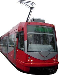 One of Washington DC's new streetcars.