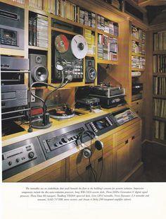 Audio lifestyle