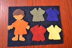 Bible Class Creations: Felt, this website has tons of great ideas for telling bible stories!!