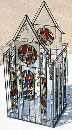 stained glass cathedral
