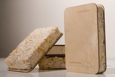 Greensulate - efficient, eco-friendly insulation made from mushrooms!