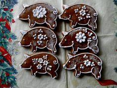 пряник Christmas Sugar Cookies, Christmas Candy, Christmas And New Year, Gingerbread Cookies, Christmas Holidays, Xmas, No Bake Desserts, Cookie Decorating, Macarons